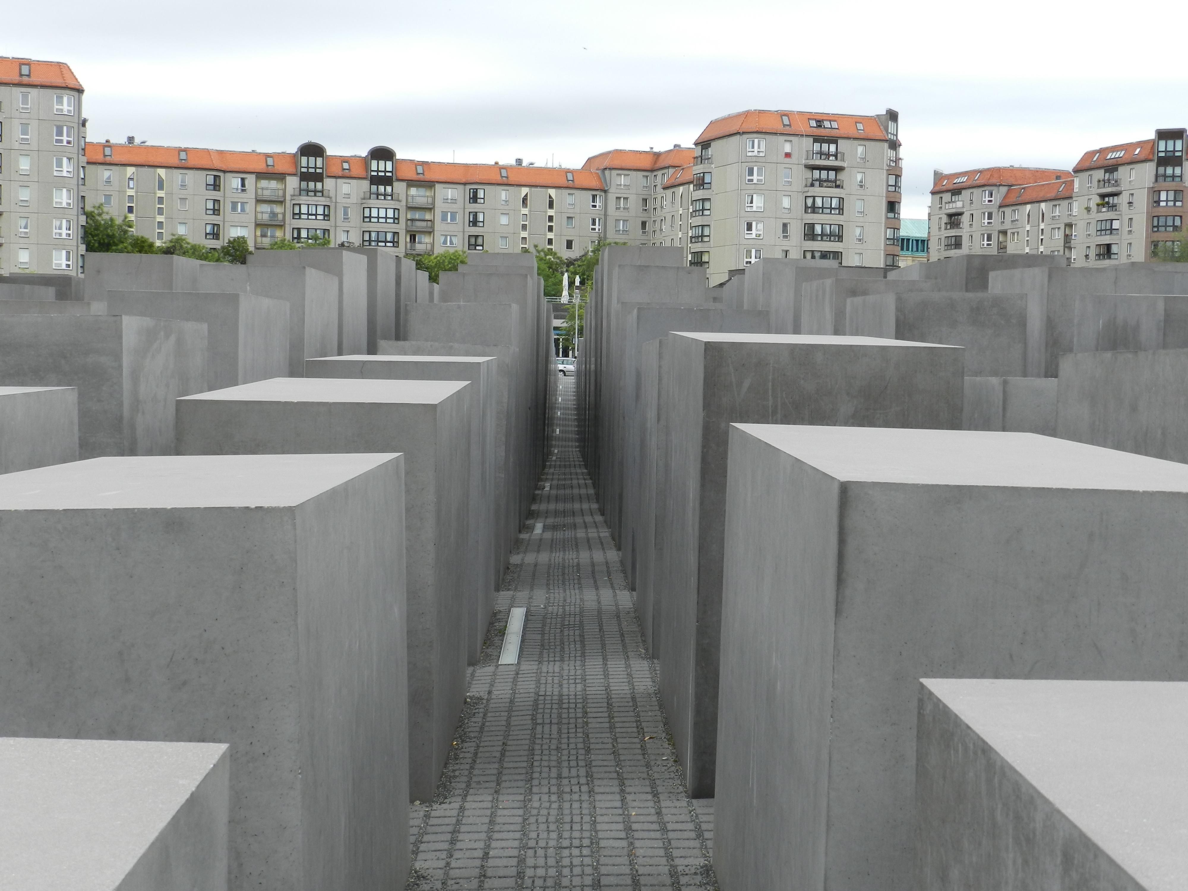 Minnesmärke över förintelsen